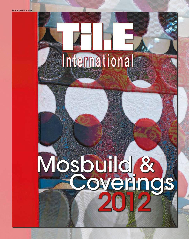 Tile International 1/2012 by Tile Edizioni - issuu