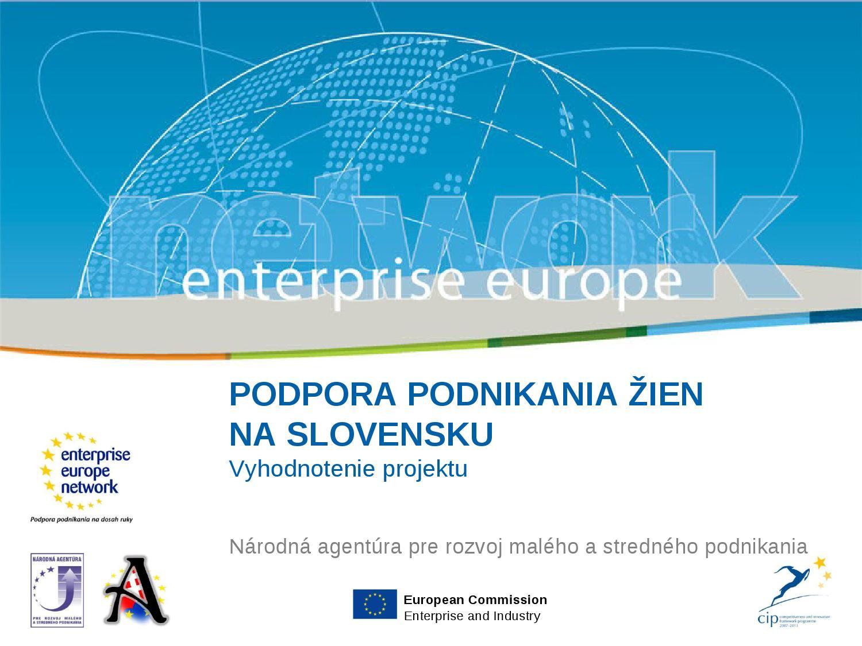 Enterprise Europe sieť dohazováníako viete, vaša sex klesá pre vás