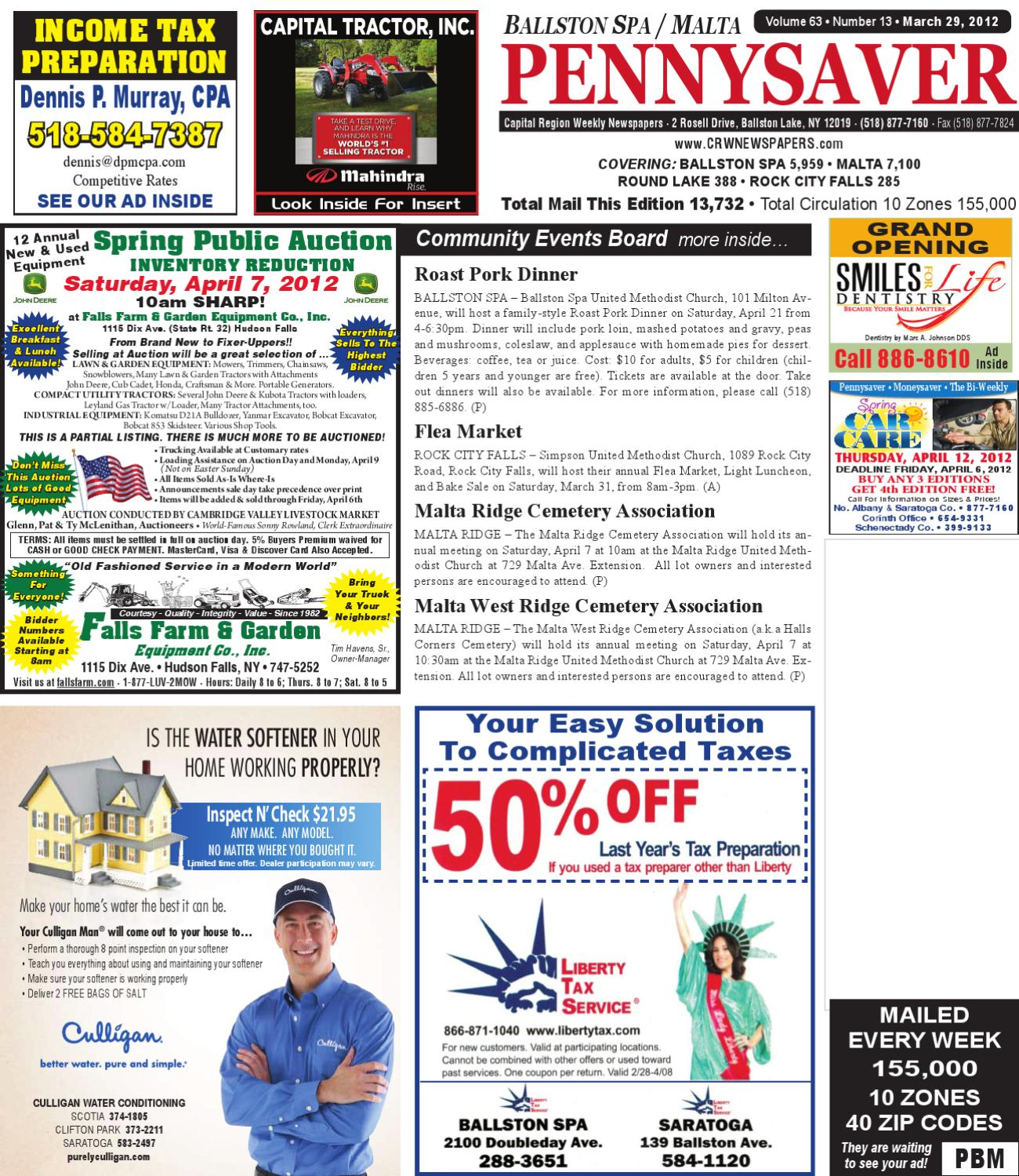 ballston spa malta pennysaver by capital region weekly