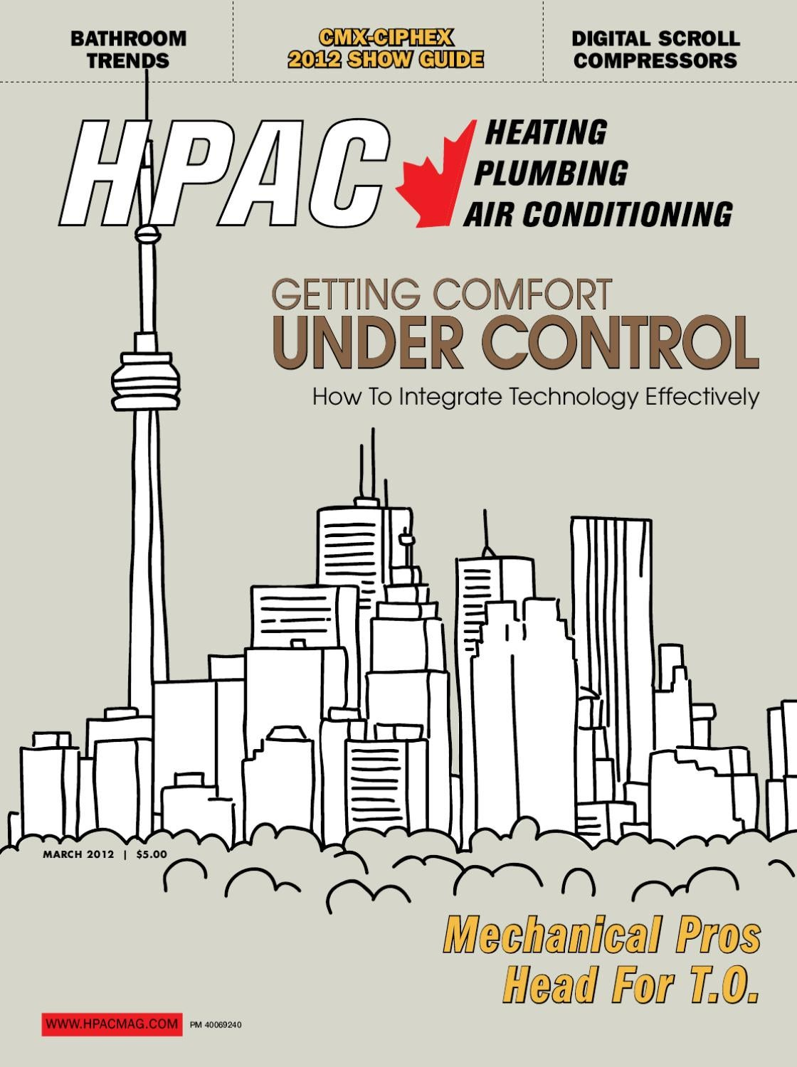 Hpac March 2012 By Annex Business Media Issuu Newmac Furnace Wiring Diagram