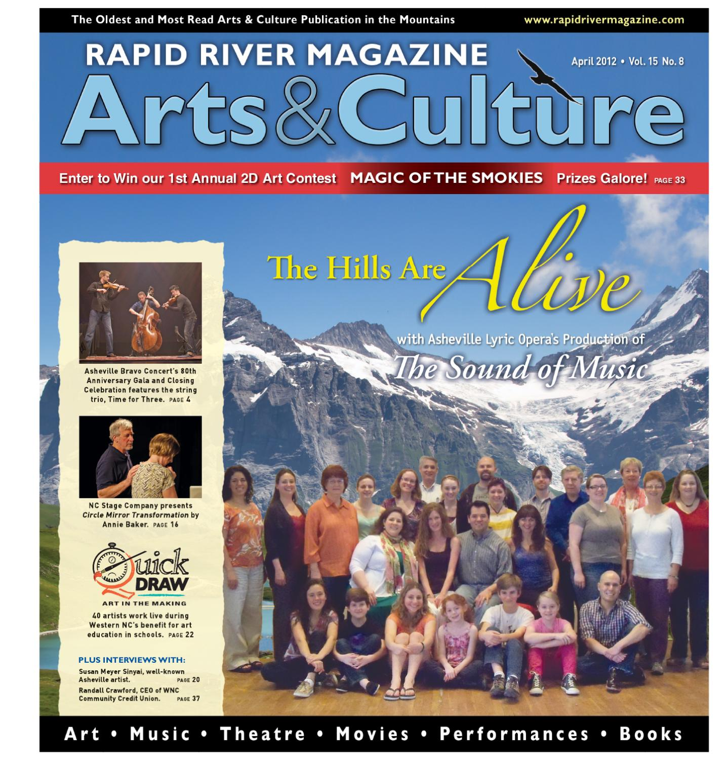 Rapid River Magazine April 2012 By Issuu The Circuit Extra Large Movie Poster Image Imp Awards