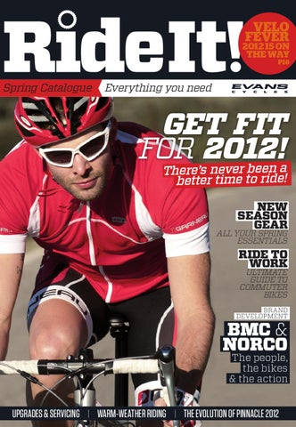 b1c8aa07ae0 Evans Cycles - Spring Catalogue 2012 by Evans Cycles - issuu