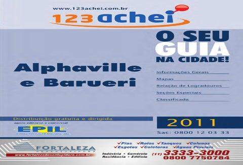 Guia 123achei - Alphaville e Barueri 2011 by 123achei portal - issuu 2dda3b32dd5