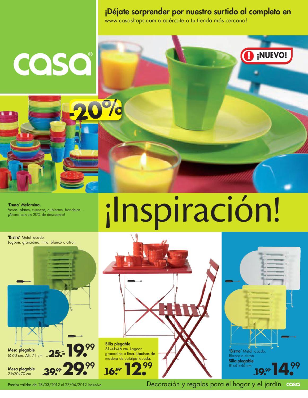 Cat logo casahops decoracion de primavera by - Casashops catalogo ...