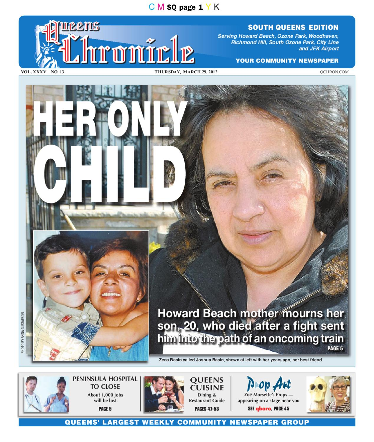 Queens Chronicle South 03-29-12 by Queens Chronicle - issuu