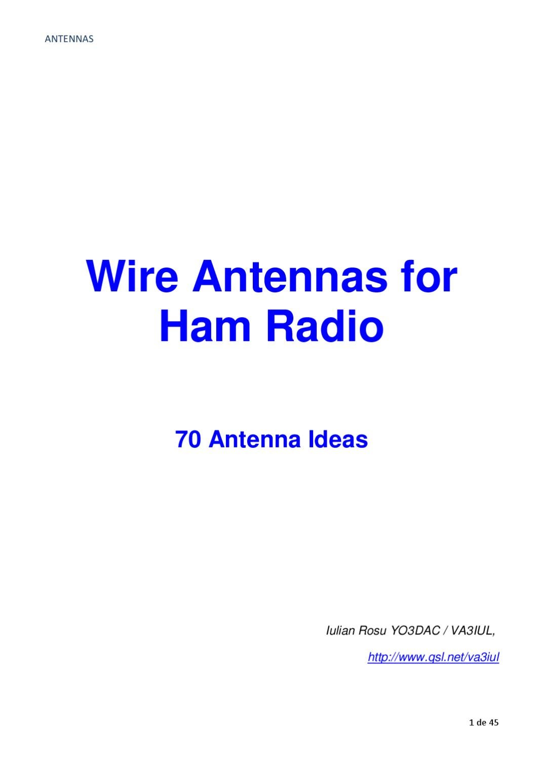 wire_antennas by YB Land - issuu