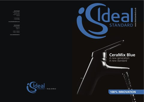 Ideal Standard Rubinetteria Listino Prezzi.Listino Idealstandard Aprile2013 By Cb C Issuu