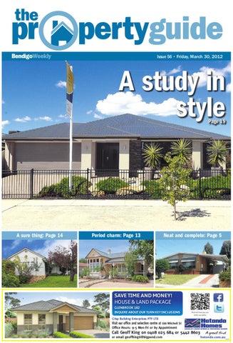 bendigo weekly issue 756 property guide march 30 2012 by bendigo rh issuu com