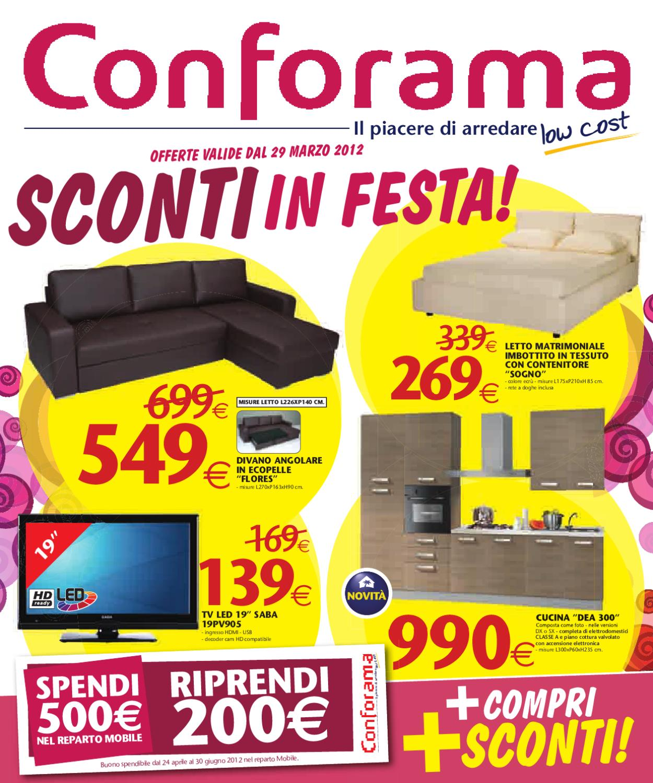 Conforama by gaetano Nicotra - issuu