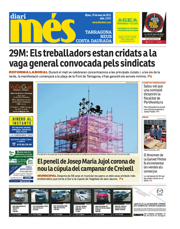 29 de març de 2012 by Diari Més - issuu f00d9b11ecf