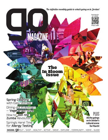 Go Magazine, March 2012 by Go Magazine, Jordan - issuu
