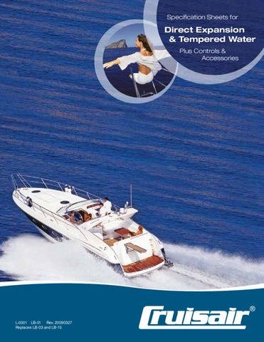 CRUISAIR CATALOGUE by MarineDirect - issuu on