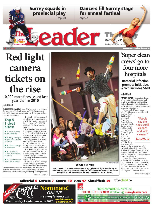 Thurs Mar 29 2012 Leader by Surrey Leader - issuu