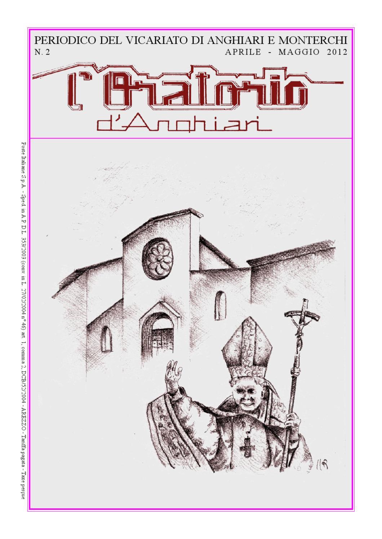 2012-2 Oratorio di Anghiari by Mario Del Pia - issuu c0a9ff9d792