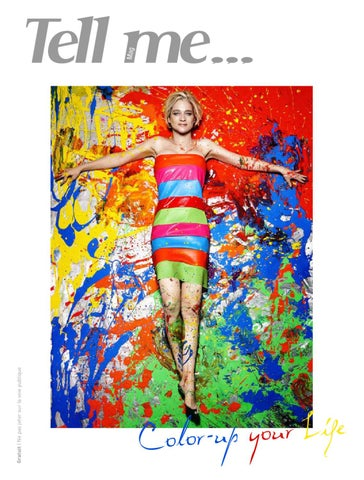 Color-up your Life by Tell Me-Mag - issuu ba6382fbc76