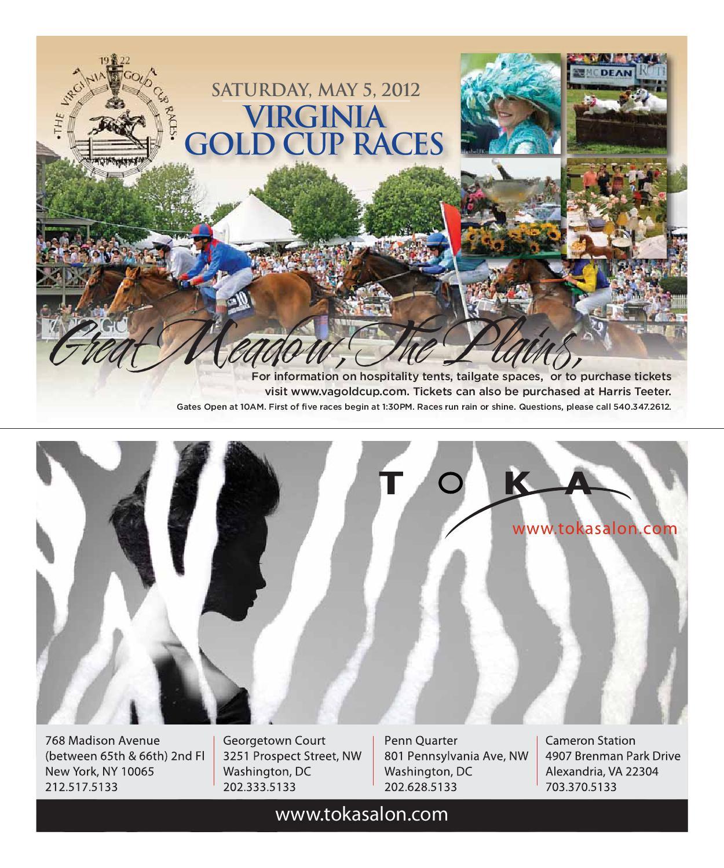 Washington Life Magazine - April 2012 by Washington Life Magazine ...