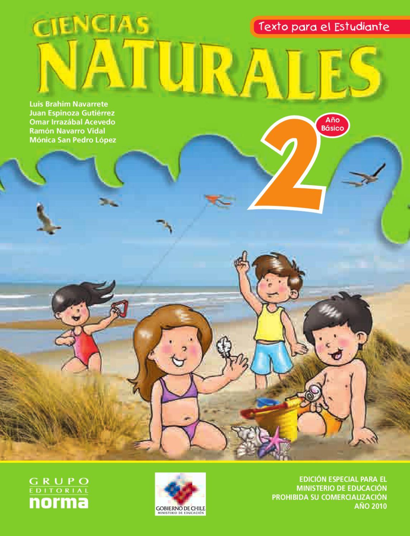 Naturales 2 Grado By Sandra Nowotny - Issuu @tataya.com.mx 2020