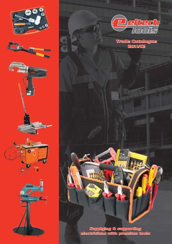 c34a78ffc99a54 ELECTRICIANS-TOOLS by elTech Industries - issuu