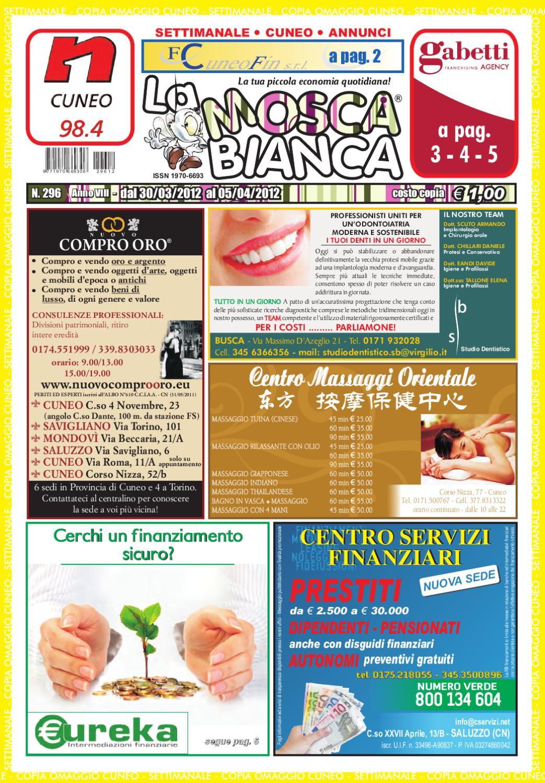 La Mosca Bianca Cuneo n. 296 by Publidok S.r.l. issuu