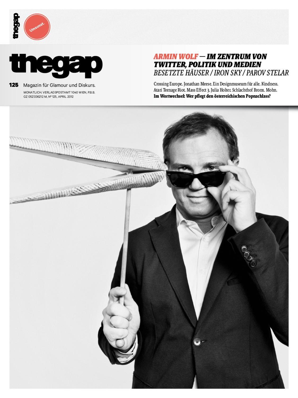 The Gap 125 by Monopol Medien GmbH - issuu