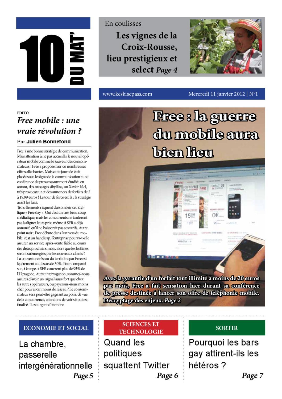 le 10 du Mat de l ISCPA 2012 by ISCPA - issuu 17e4a88f7356