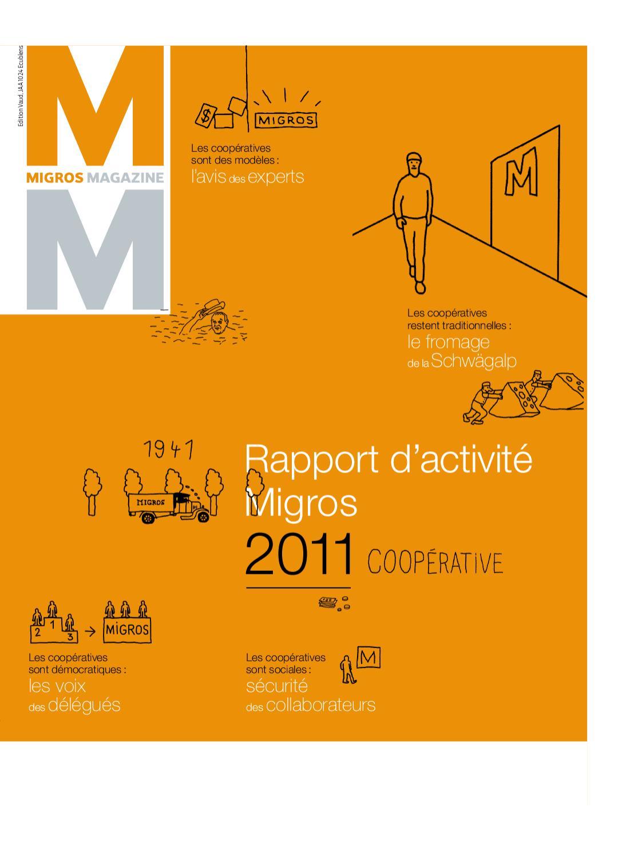 Migros Magazin 14 2012 f VD by Migros Genossenschafts Bund
