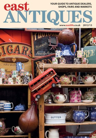 East antiques guide 2011 by thompson media partners ltd issuu east antiques 201213 publicscrutiny Choice Image