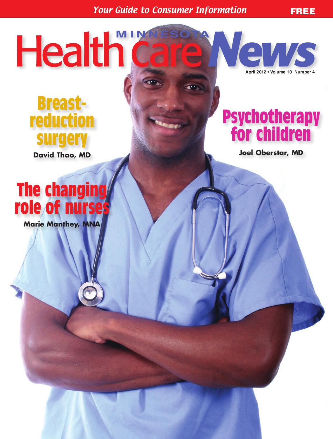 Minnesota Health care News April 12 by Minnesota Physician Publishing -  issuu