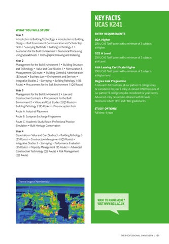 RGU 2013 Undergrad Prospectus by The Robert Gordon