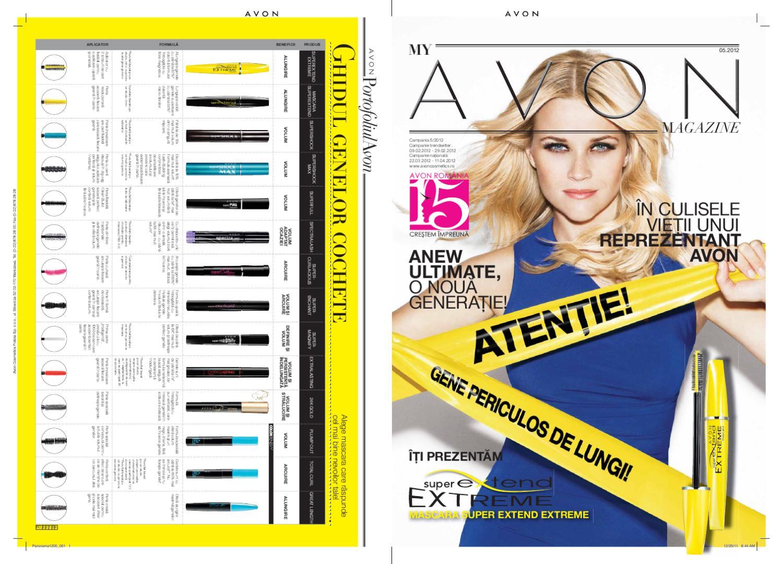 My Avon Magazine C5 By Avon Iasi Issuu