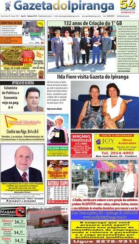 gazeta do ipiranga edição de 30 03 2012 by casé oliveira issuu54837 Depois De Quantos Dias Posso Fazer Exame #9