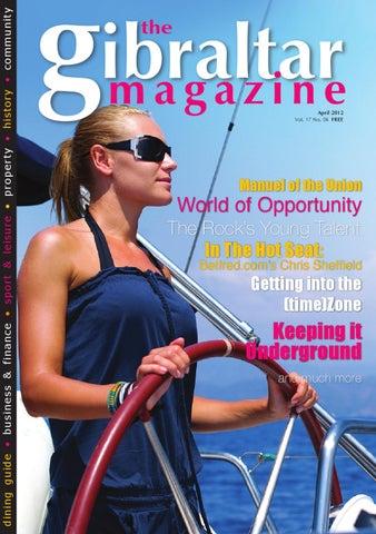 b1558d6f5d5b The Gibraltar Magazine by Rock Publishing Ltd - issuu