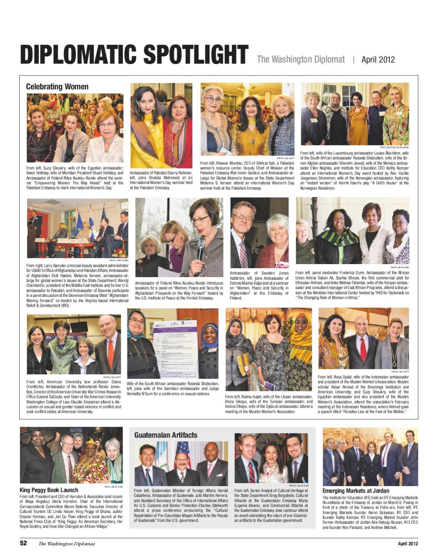 April 2012 by The Washington Diplomat - issuu