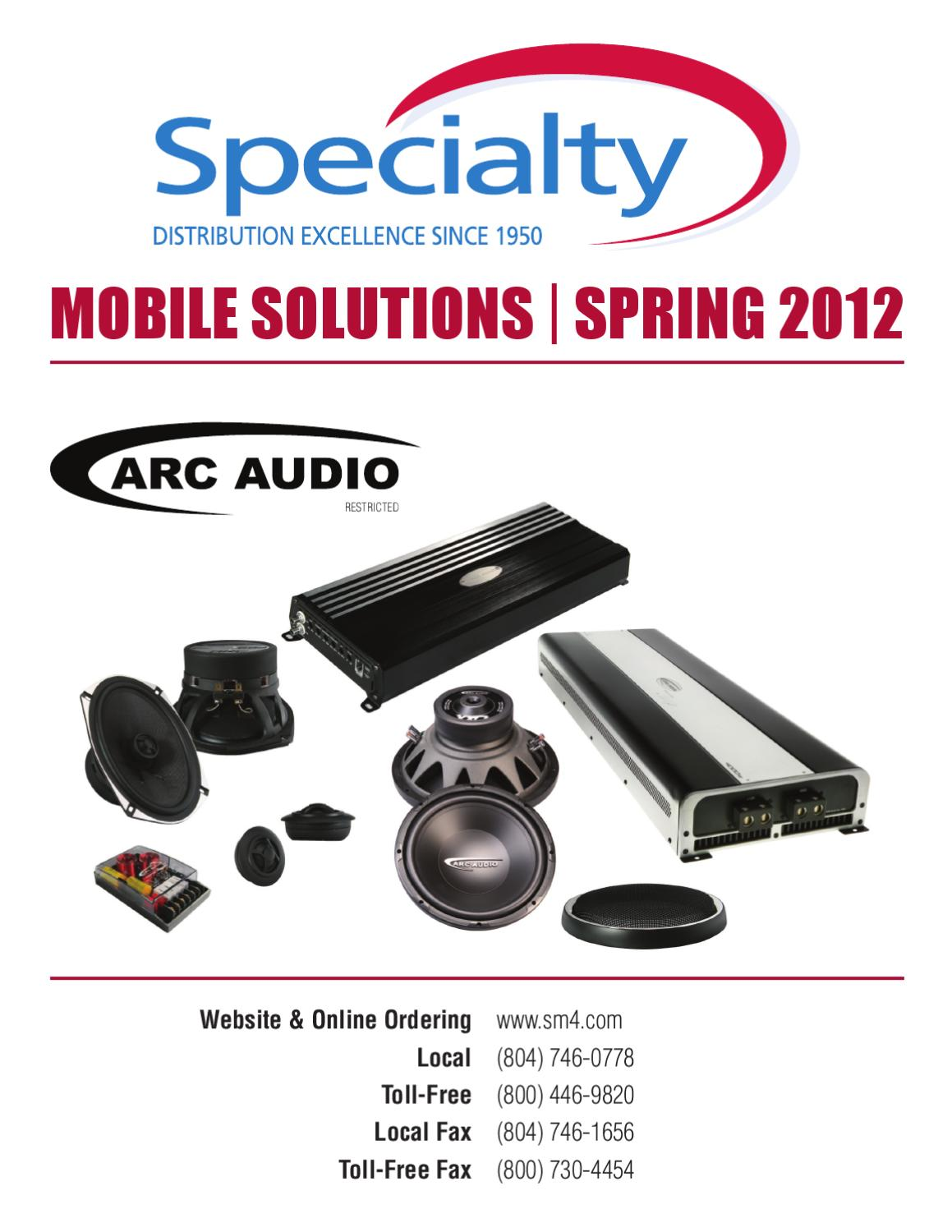 Mobile Catalog 2012 by Lance hr - issuu on