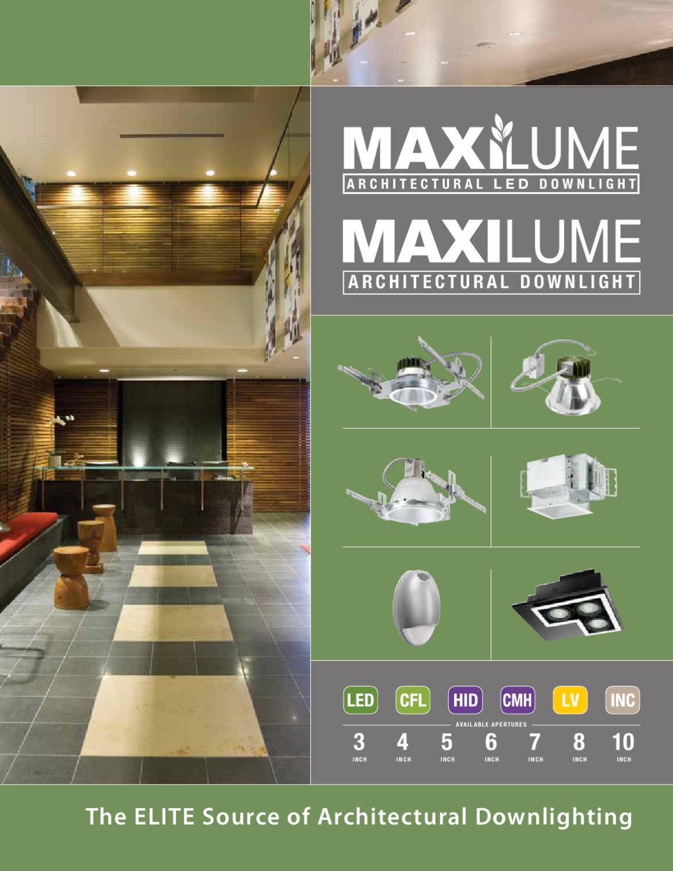 Maxilume Marketing Catalog 2012 By Elite Lighting Issuu & Elite Lighting Catalog - Democraciaejustica