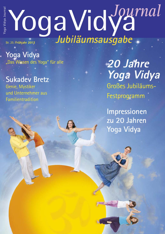 Yoga Vidya Journal Nr 25 Jubilaumsausgabe By Yoga Vidya Issuu