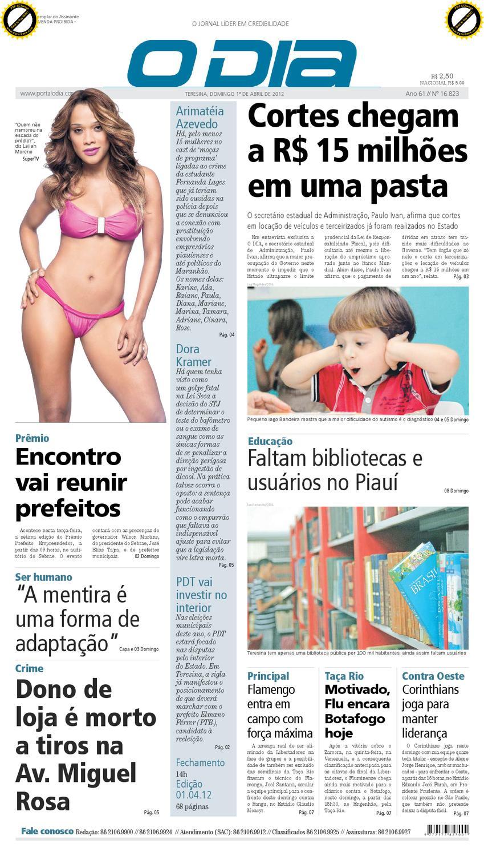 Jornal O DIA by Jornal O Dia - issuu 1a6ded19da9