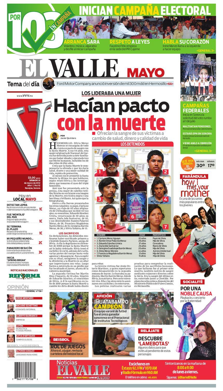 El Valle Marzo 31 by Periodico El Valle - issuu 048eb981ac28