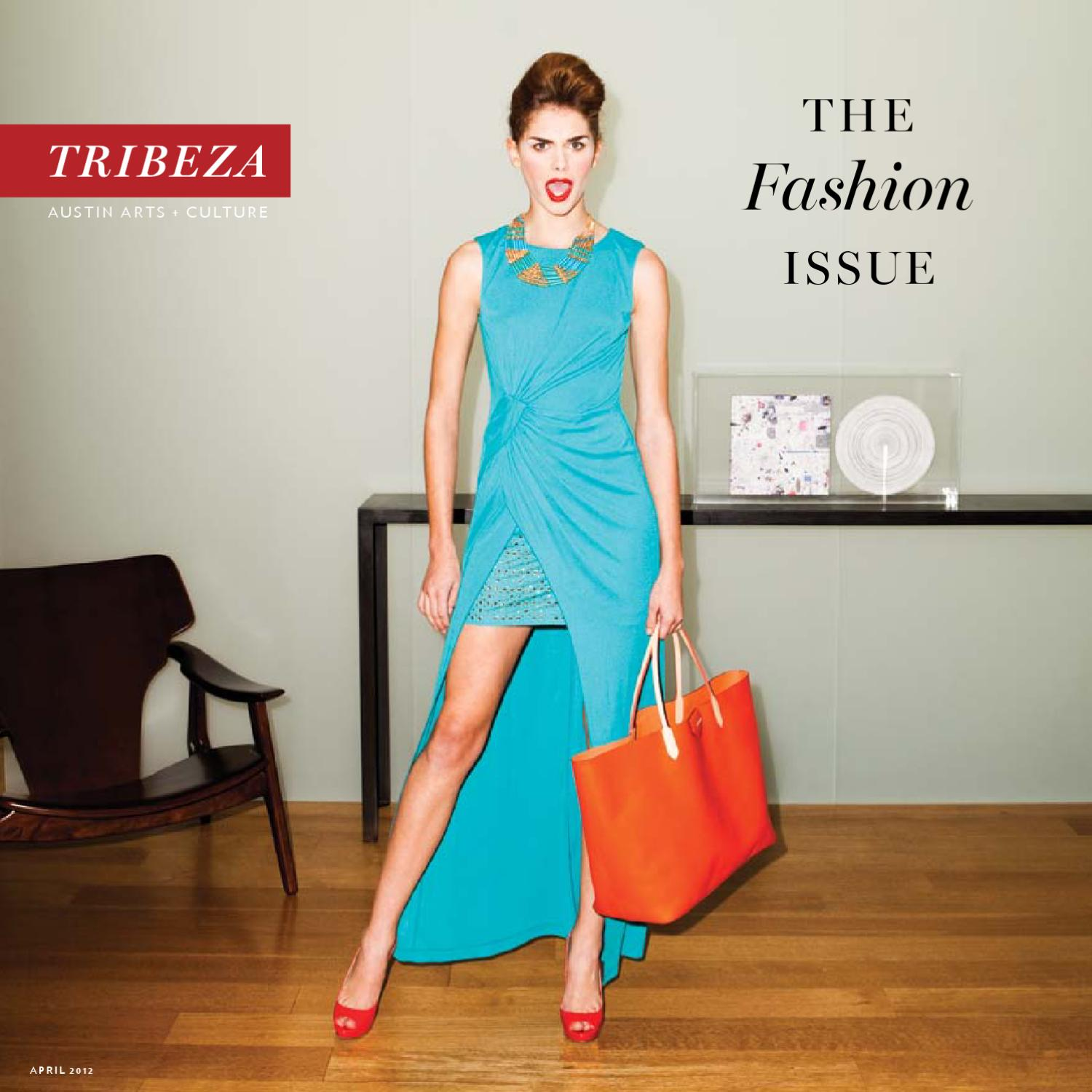 April 2012 by TRIBEZA Austin Curated - issuu