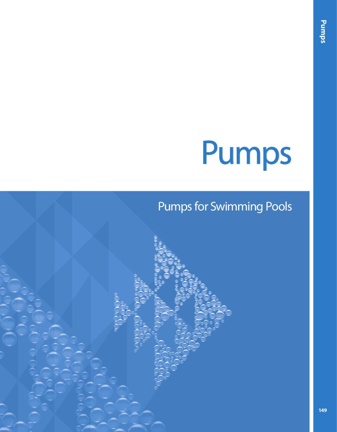 Pentair Pumps by Land Tech Web Designs, Corp - issuu on