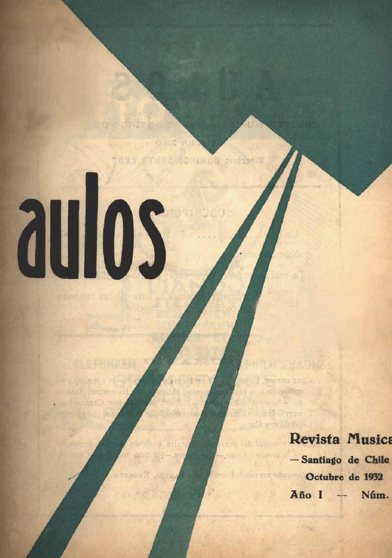 Aulos by Rodolfo Manzo - issuu