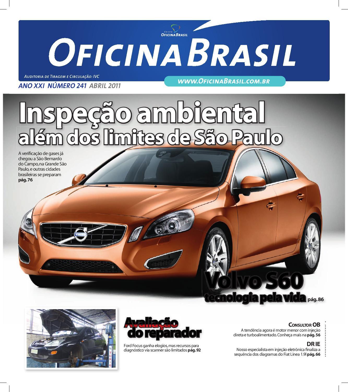 Jornal Oficina Brasil - abril 2011 by Grupo Oficina Brasil