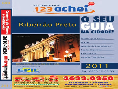 ab1bbec962108 Guia 123achei - Ribeirão Preto 2012 by 123achei portal - issuu
