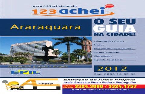 5801474759140 Guia 123achei - Araraquara 2012 by 123achei portal - issuu