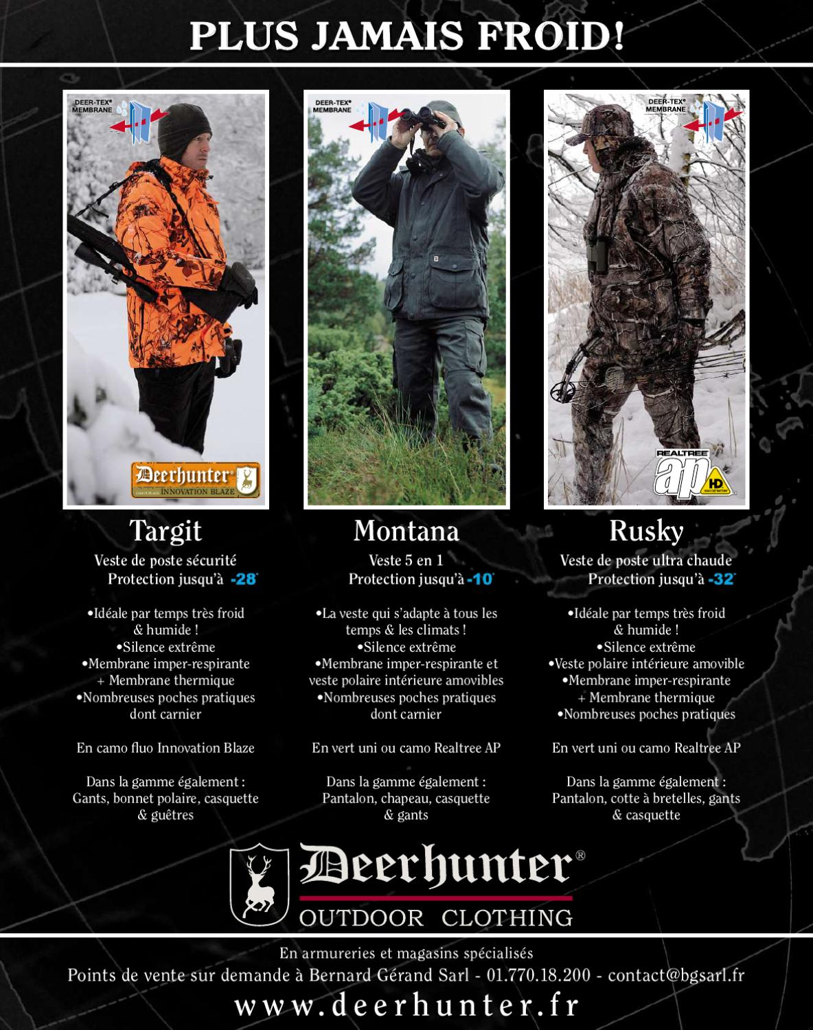 Chasse Issuu Fred By De Jours Pa Sa6qC6w