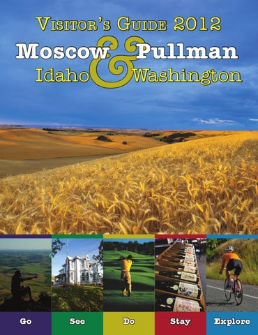 Moscow Pullman Visitors Guide 2012 By Moscow Pullman Daily News Issuu