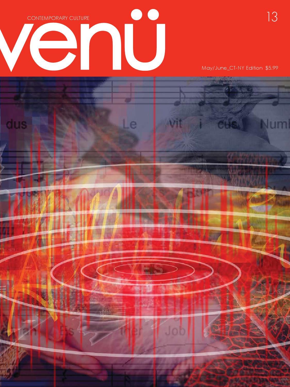 VENU Magazine #13 May/June 2012 by VENÜ MAGAZINE - issuu