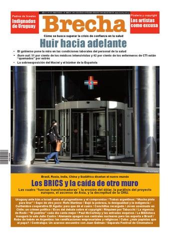 Brecha - Edición 1375 by Semanario Brecha - issuu 87feb07f42a