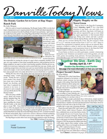 Danville Today News, April 2012 by The Editors, Inc - issuu