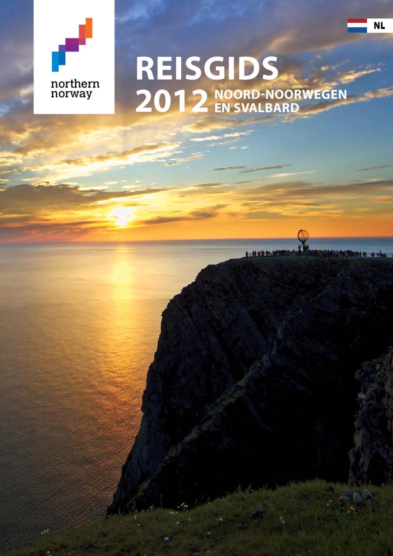 Reisgids 2012 Dutch By Nordnorsk Reiseliv Issuu